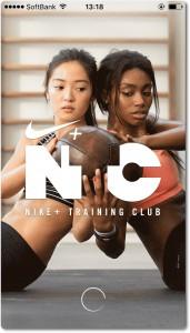 ナイキトレーニングクラブ