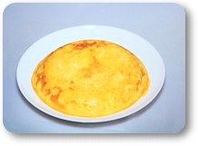 炊飯器で卵焼き
