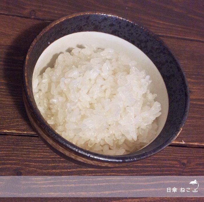 コンニャク米糖質制限