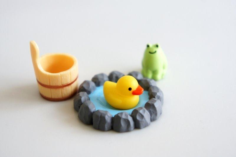 お風呂アヒル
