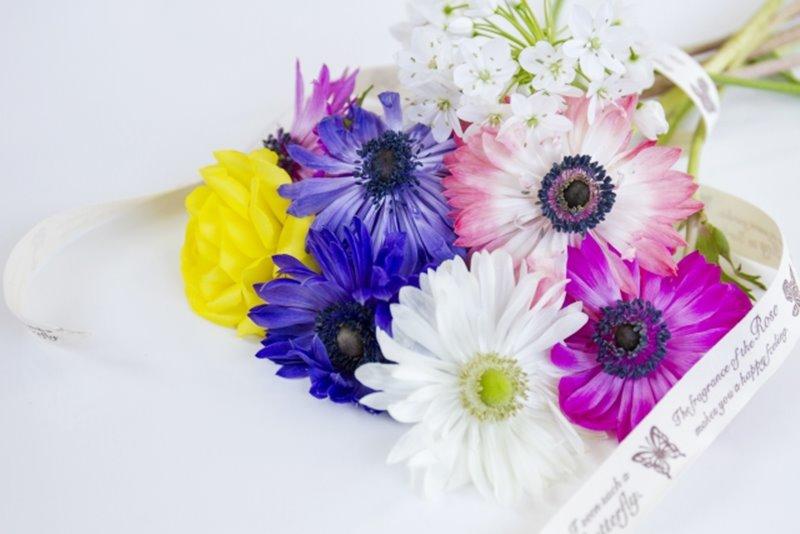ブルーミーライフお花