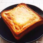 バスクチーズケーキトースト4