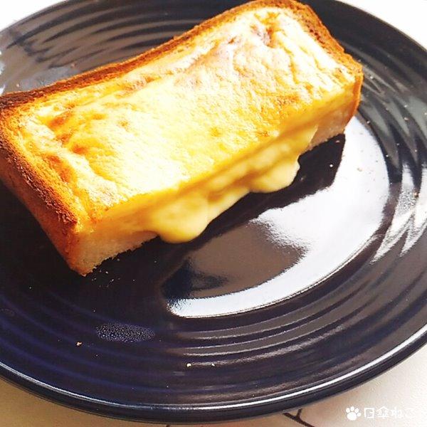 バスクチーズケーキトースト5