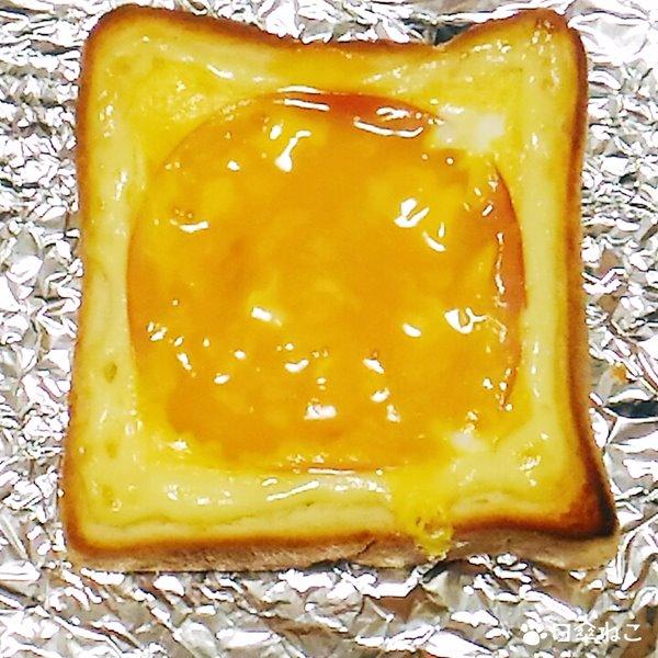オムレツトースト3