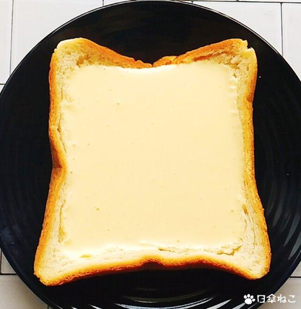 バスクチーズケーキトースト10