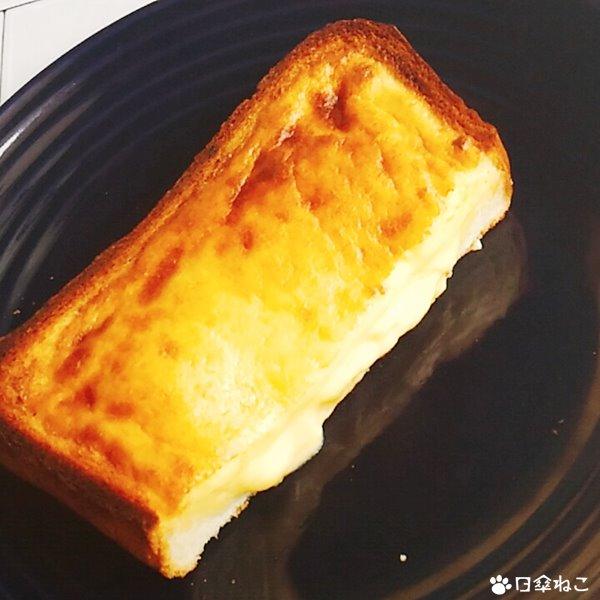 バスクチーズケーキトースト6