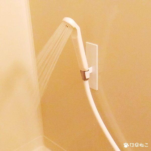 マグネットバスルームシャワーフック6