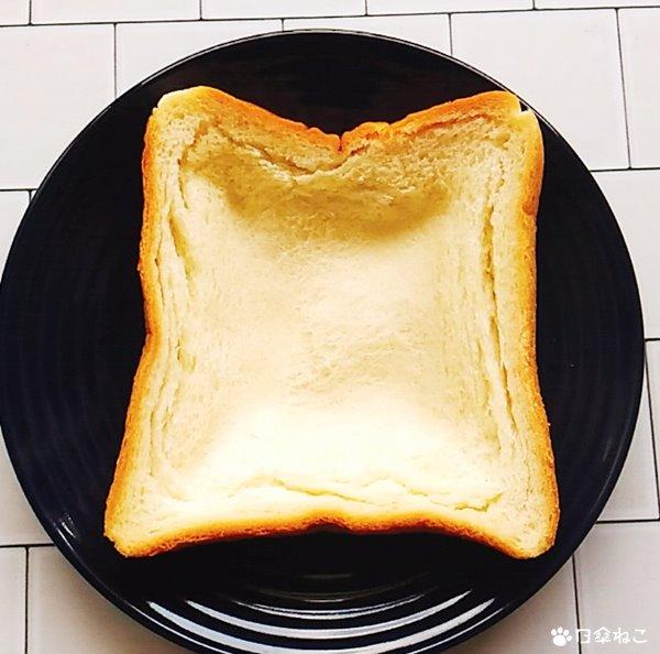 バスクチーズケーキトースト3